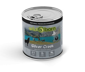 WILDBORN WET SILVER CREEK puszka 800g