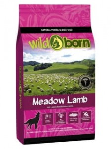 WILDBORN Meadow Lamb 15kg